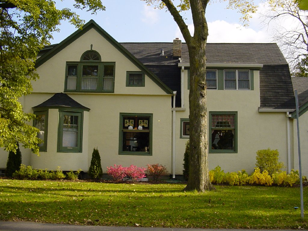 Chicago painting contractor professional decorating company - Exterior paint warranty property ...